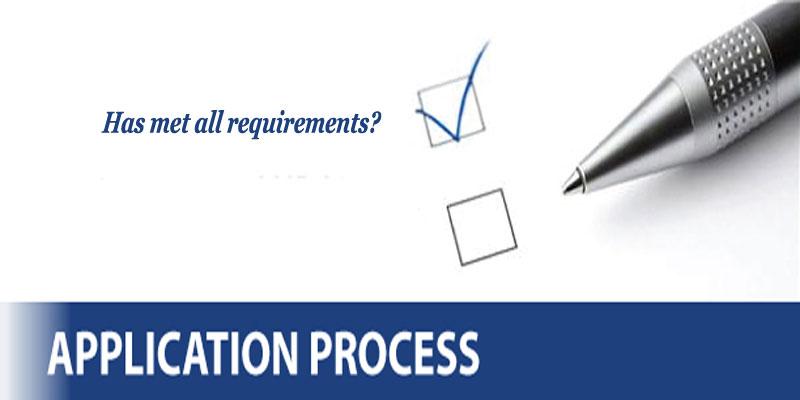 Belgium Application Process