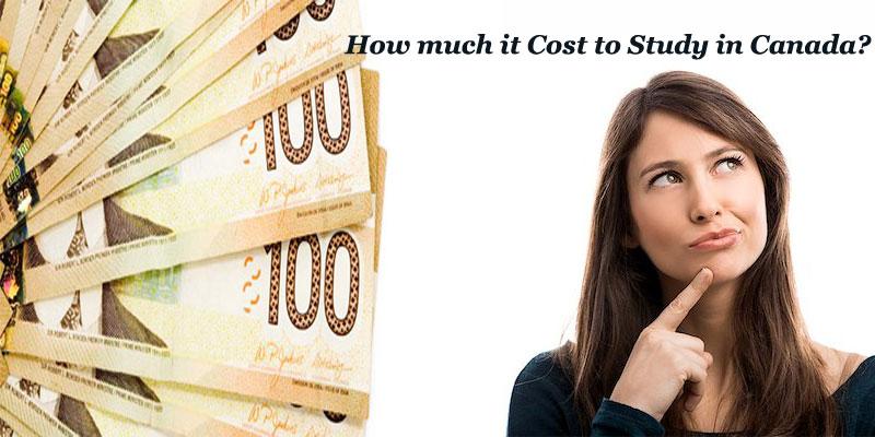 Cost of Studies in Canada
