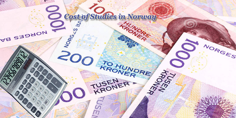 Cost of Studies in Norway