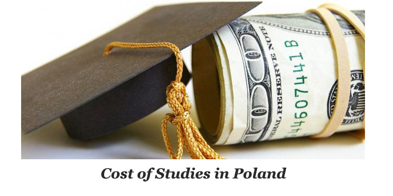 Cost of Studies in Poland