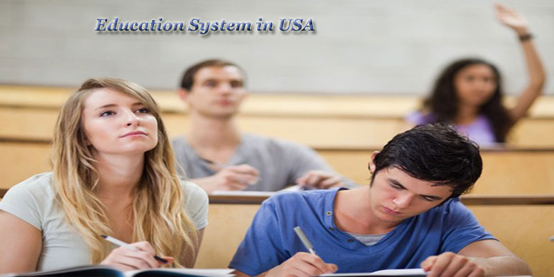 Education System in USA