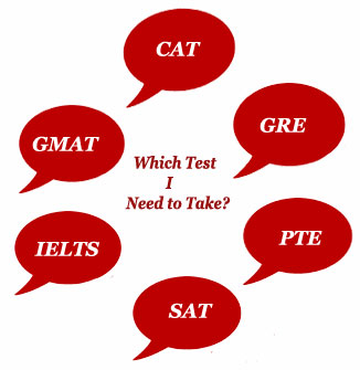 Entrance Tests to Study Abroad