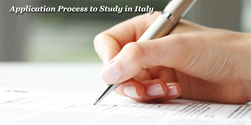 Italy Application Process