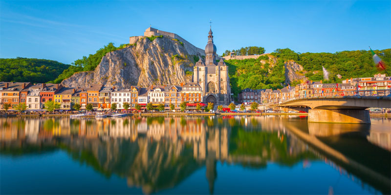 More About Belgium