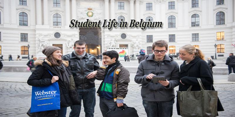 Student Life in Belgium