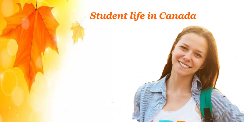 Student Life in Canada