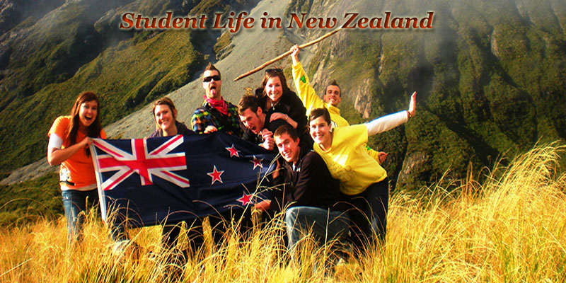 Student Life in New Zealand