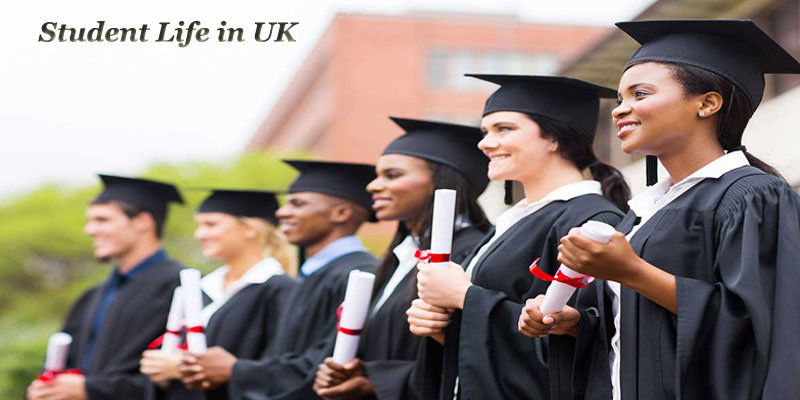 Student Life in UK
