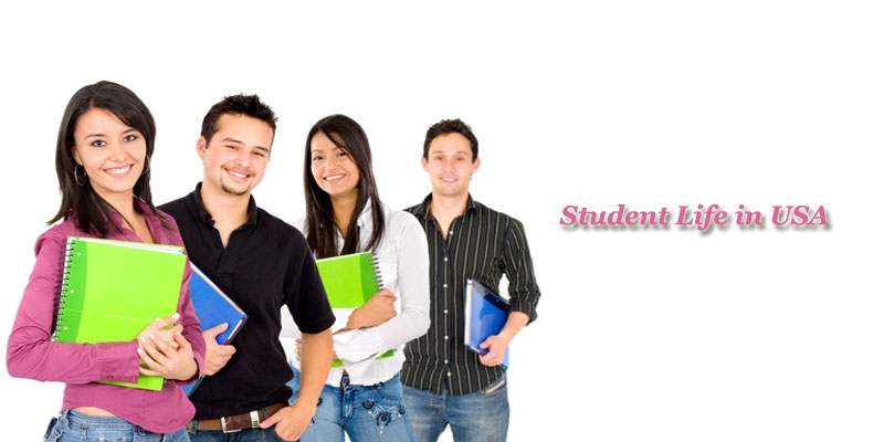 Student Life in USA