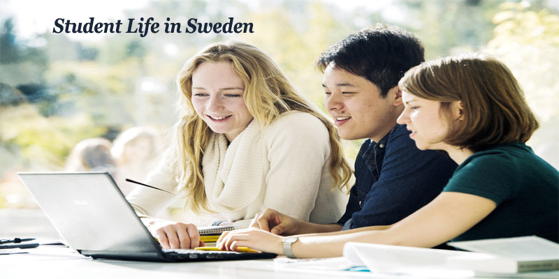Student life in Sweden