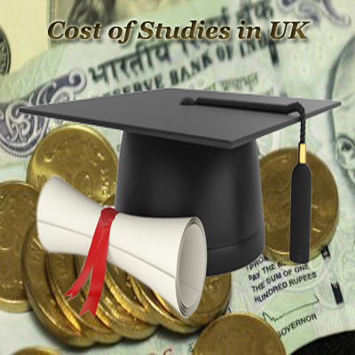 Studying Cost in UK