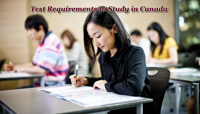 Test Requirements for Canada