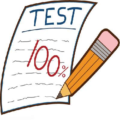 Tests for German Universities