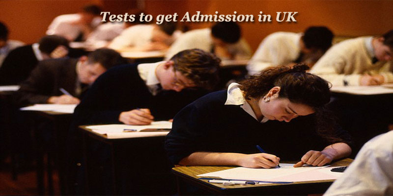 Tests for UK