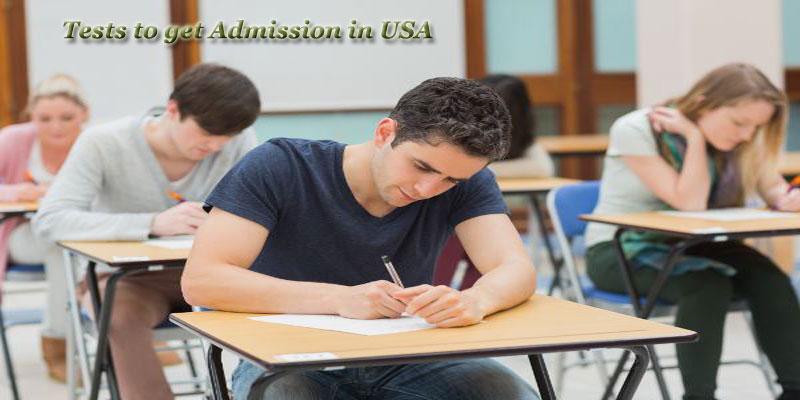 Tests for USA