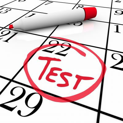 Tests to study in France