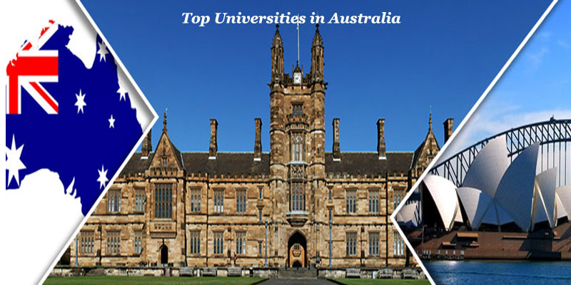 Top Universities in Australia