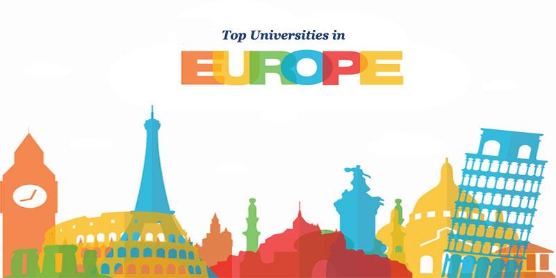 Top Universities in Europe