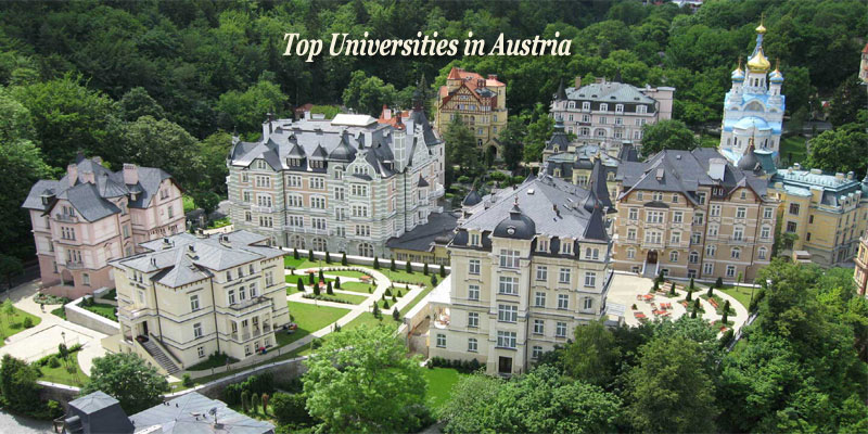 Top Universities in Austria