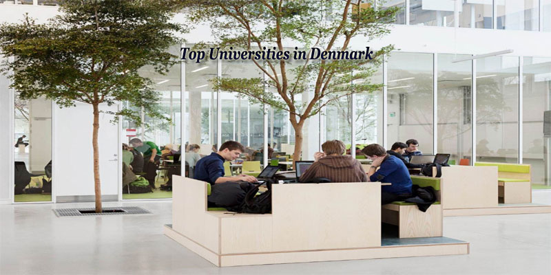 Top Universities in Denmark