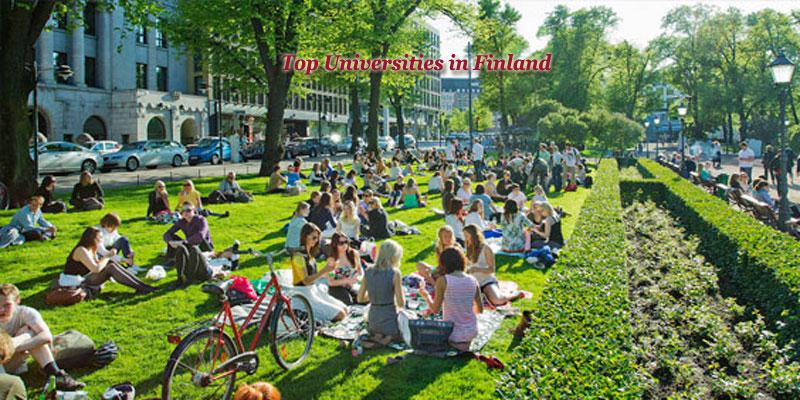 Top Universities in Finland