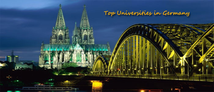 Top Universities in Germany