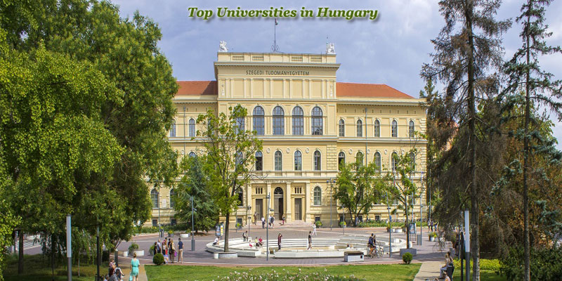 Top Universities in Hungary