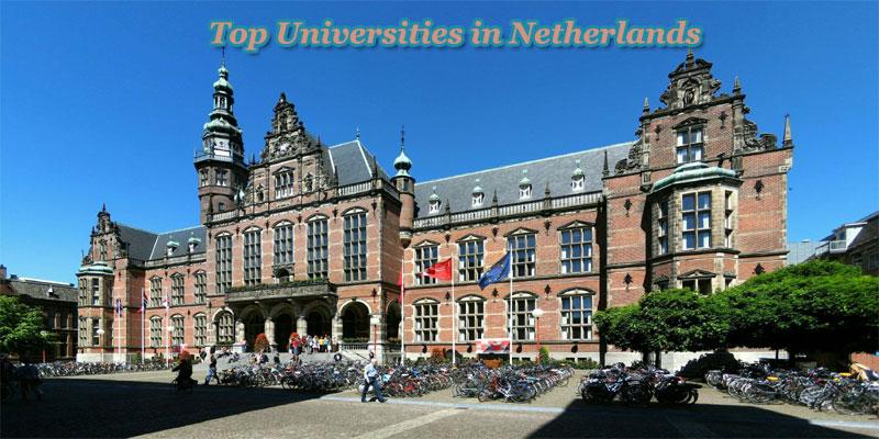 Top Universities in Netherlands
