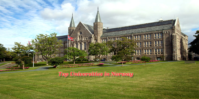 Top Universities in Norway
