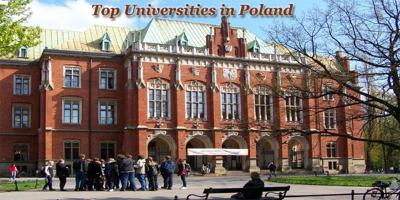 Top Universities in Poland