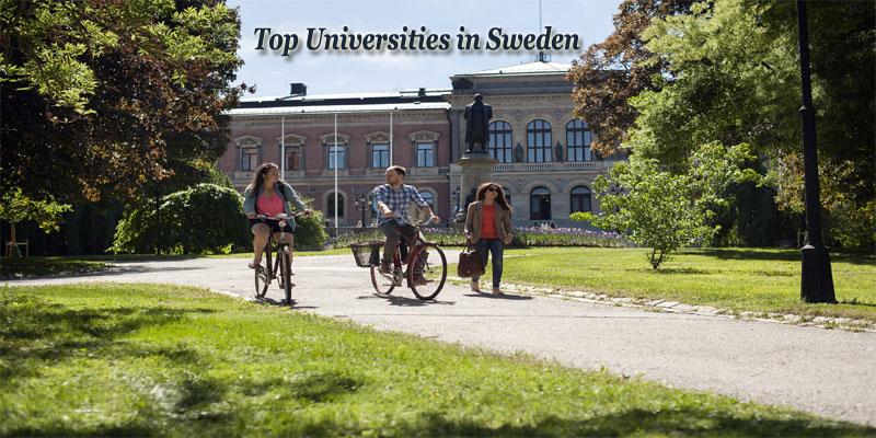 Top Universities in Sweden