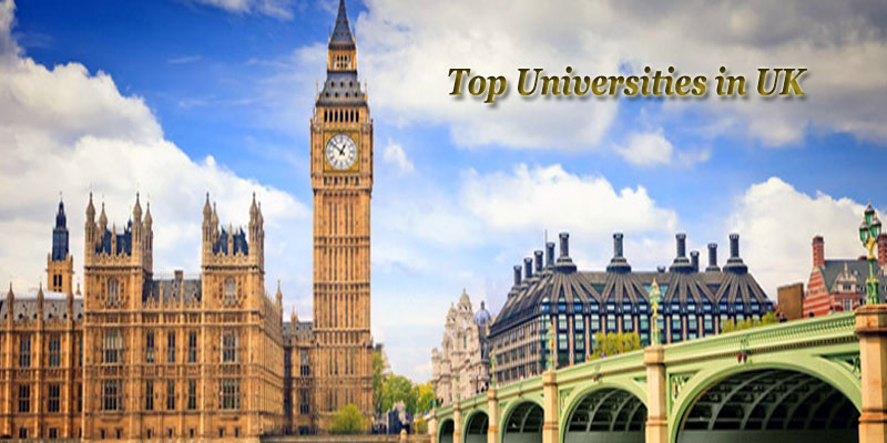 Top Universities in UK
