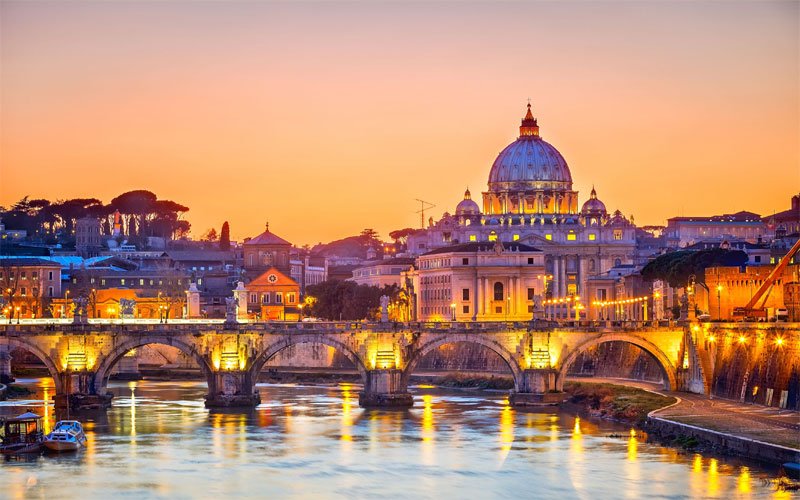 Tourist Places in Italy