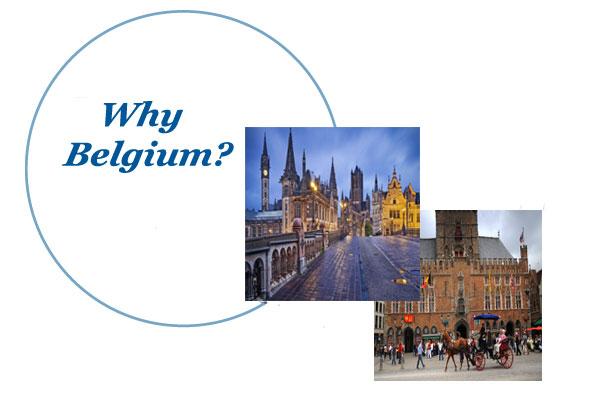 Why Belgium