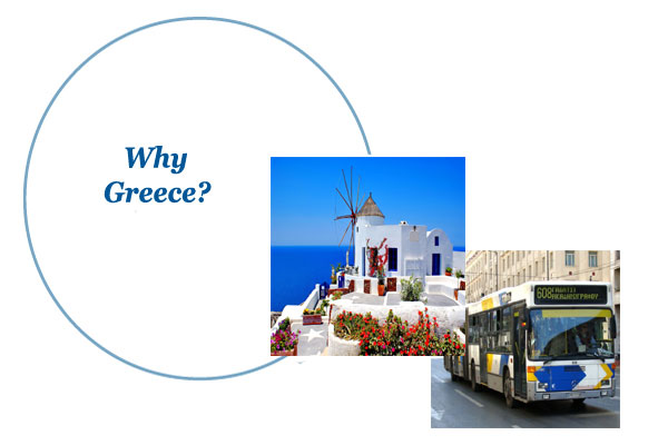 Why Greece