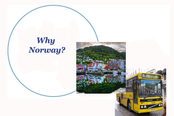 Why Study in Norway