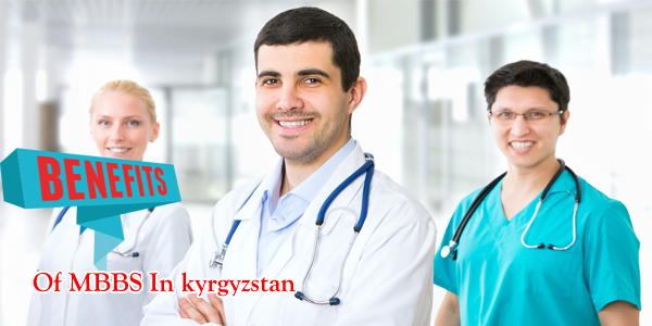 Benefits of MBBS in Kyrgyzstan Image