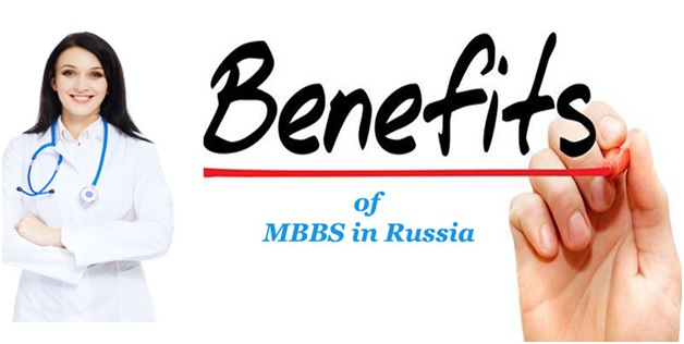 Benefits of MBBS in Russia Image