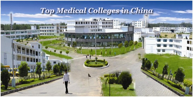 Medical Colleges in China Image