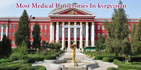 Medical Colleges in Kyrgyzstan Image