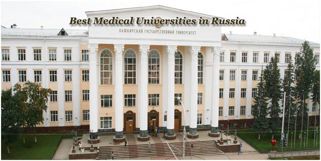 Medical Colleges in Russia Image