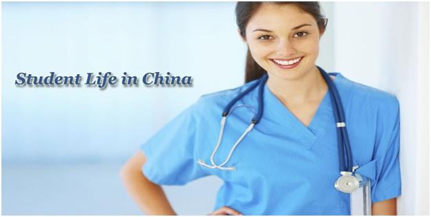 Student Life at China Image