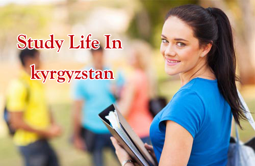 Student Life at Kyrgyzstan Image
