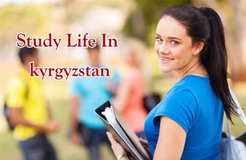 Student Life at Kyrgyzstan Image